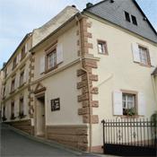 Altes Stammhaus des Weingut Seibert